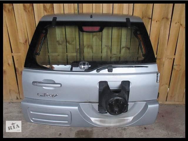 купить бу Б/у крышка багажника для легкового авто Honda CR-V ii в Львове