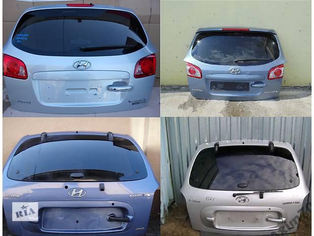 купить бу Б/у крышка багажника для легкового авто Hyundai Santa FE в Львове