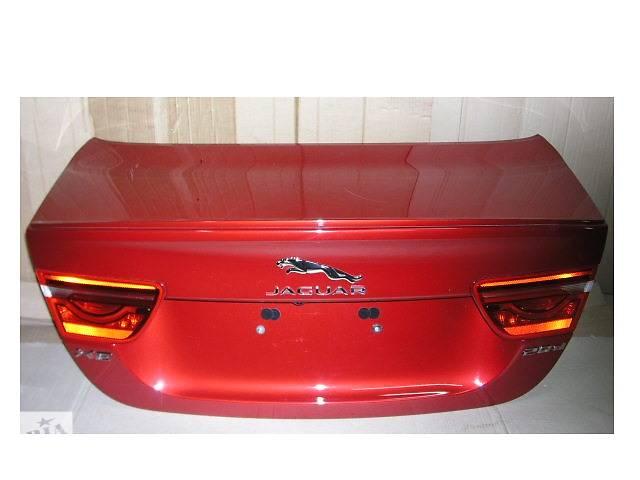 продам Б/у крышка багажника для легкового авто Jaguar Xe бу в Львове