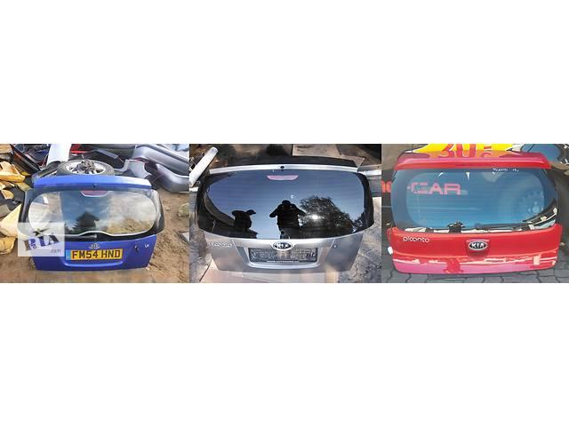 продам Б/у крышка багажника для легкового авто Kia Picanto бу в Львове