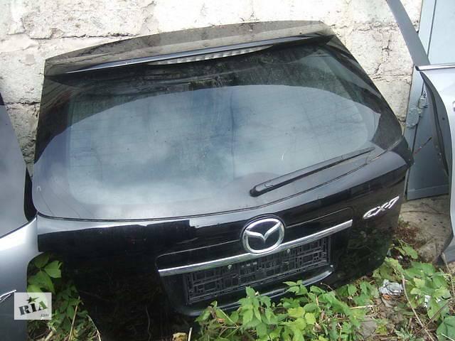 купить бу Б/у крышка багажника для легкового авто Mazda CX-7 в Ровно