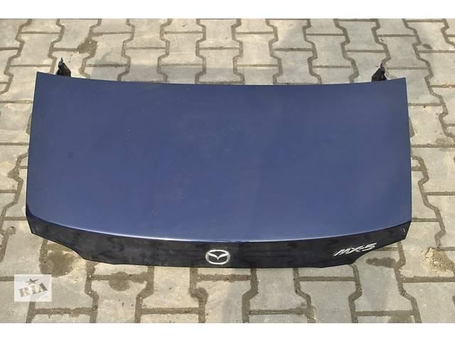 купить бу Б/у крышка багажника для легкового авто Mazda MX-5 в Львове