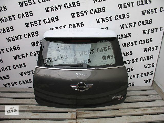 купить бу Б/у крышка багажника для легкового авто MINI Countryman в Луцке