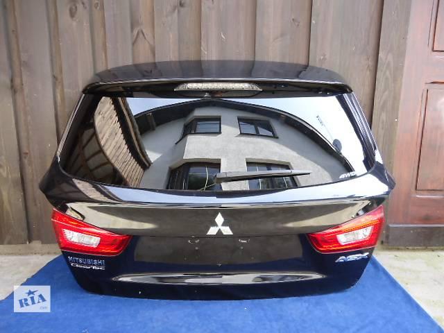 Б/у крышка багажника для легкового авто Mitsubishi ASX- объявление о продаже  в Ровно