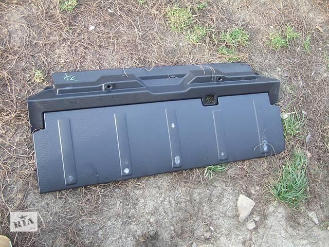 Б/у крышка багажника для легкового авто Mitsubishi Outlander XL- объявление о продаже  в Ровно