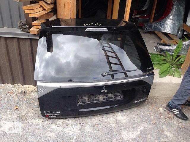 продам Б/у крышка багажника для легкового авто Mitsubishi Outlander бу в Ровно