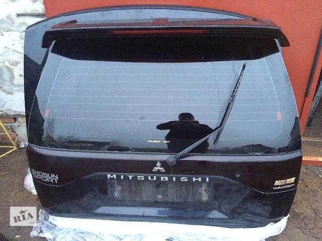 купить бу Б/у крышка багажника для легкового авто Mitsubishi Pajero Sport в Киеве