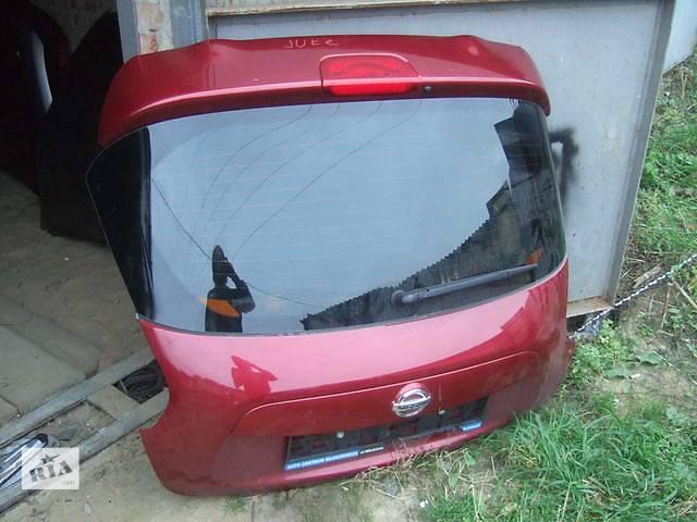 купить бу Б/у крышка багажника для легкового авто Nissan Juke в Ровно