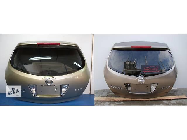 Б/у крышка багажника для легкового авто Nissan Murano z50- объявление о продаже  в Львове