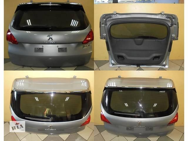 продам Б/у крышка багажника для легкового авто Peugeot 2008 бу в Львове
