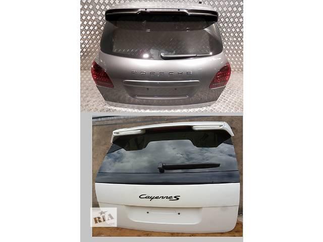 бу Б/у крышка багажника для легкового авто Porsche Cayenne в Львове
