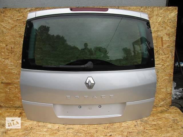 купить бу Б/у крышка багажника для легкового авто Renault Espace в Львове