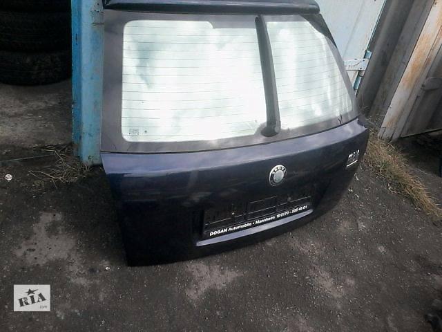 купить бу Б/у крышка багажника для легкового авто Skoda Fabia в Луцке