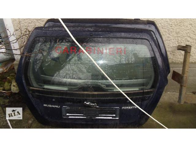 бу Б/у крышка багажника для легкового авто Subaru Forester 2007 в Коломые