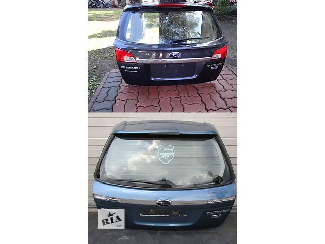 продам Б/у крышка багажника для легкового авто Subaru Outback бу в Львове