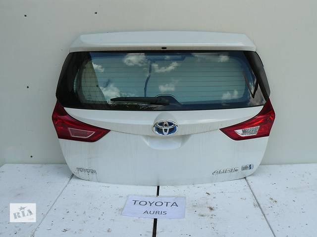 бу Б/у крышка багажника для легкового авто Toyota Auris HATCHBACK в Ровно