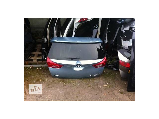 Б/у крышка багажника для легкового авто Toyota Auris- объявление о продаже  в Ровно