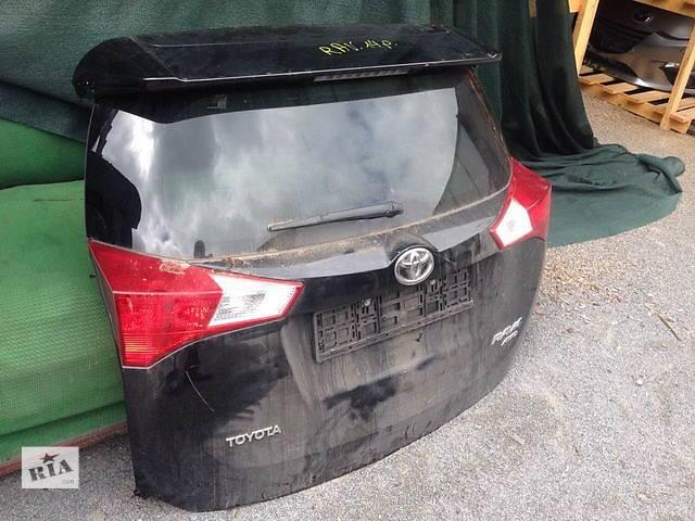 купить бу Б/у крышка багажника для легкового авто Toyota Rav 4 в Ровно