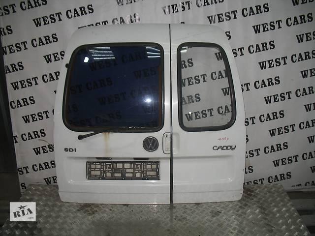 купить бу Б/у крышка багажника для легкового авто Volkswagen Caddy в Луцке