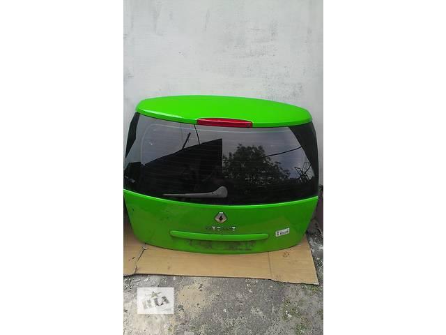 купить бу Б/у крышка багажника для минивена Renault Megane II в Ковеле