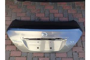 б/у Крышки багажника Nissan TIIDA