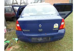 б/у Крышки багажника Renault Symbol