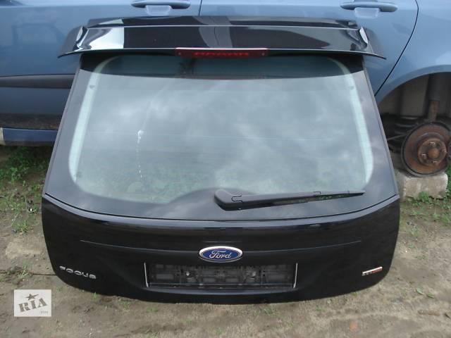 Б/у крышка багажника Ford Focus- объявление о продаже  в Киеве