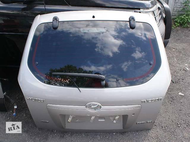 Б/у крышка багажника Hyundai Tucson- объявление о продаже  в Киеве