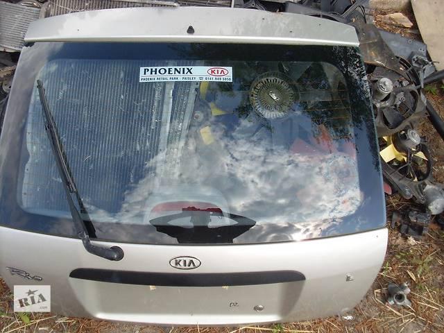 бу Б/у крышка багажника  Kia Rio в Киеве