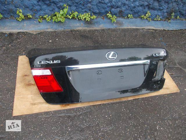 купить бу Б/у крышка багажника Lexus LS в Киеве