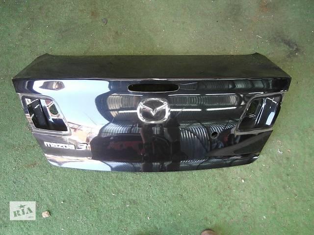 продам Б/у крышка багажника Mazda 3 Sedan бу в Киеве