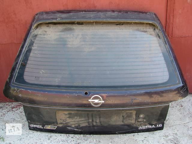 продам Б/у крышка багажника Opel Astra хэтчбек бу в Броварах