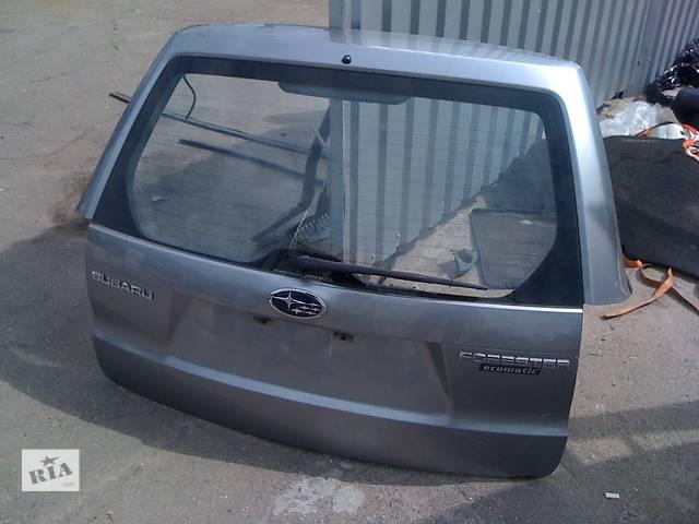 купить бу Б/у крышка багажника  Subaru Forester в Киеве
