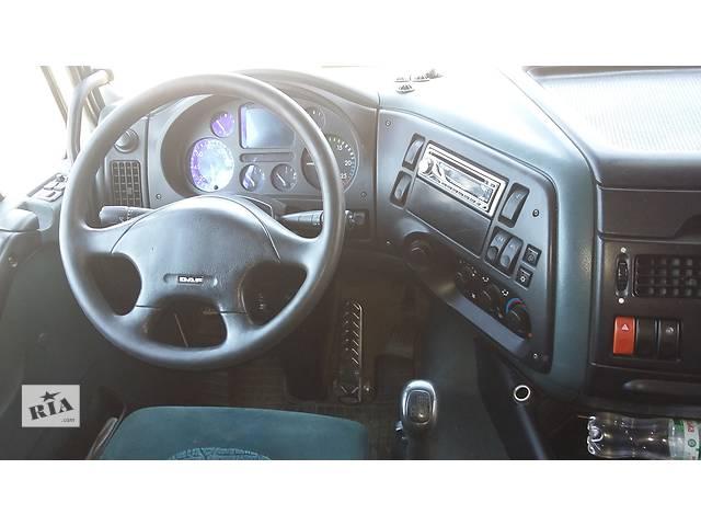 купить бу Б/у кулиса переключения акпп/кпп для грузовика Daf XF 95 в Рожище