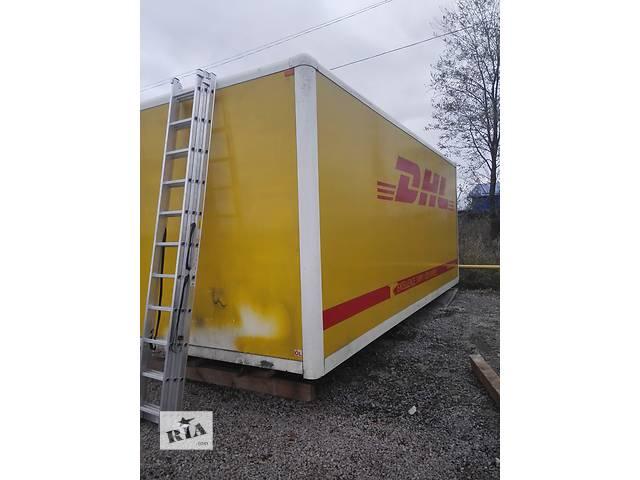 Б/у кузов для грузовика- объявление о продаже  в Львове