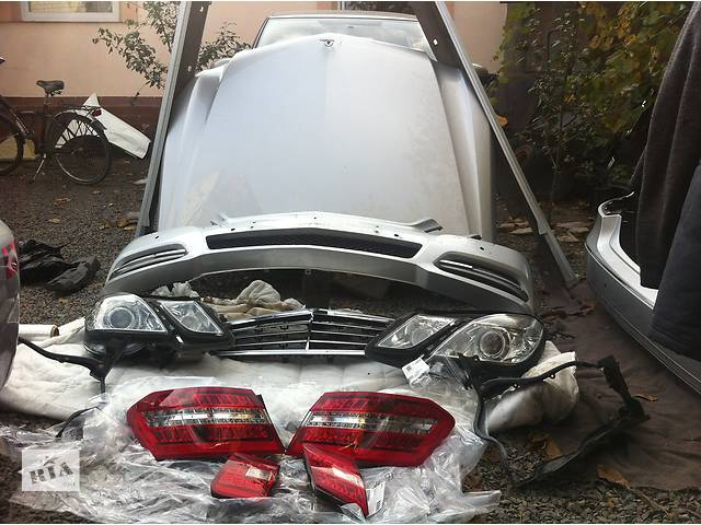 купить бу Б/у кузов для легкового авто Mercedes E-Class в Ровно