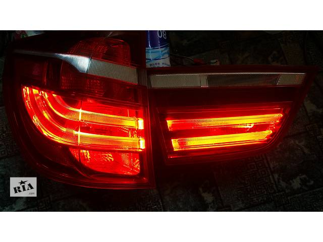 бу Б/у ліхтар задній для кросовера BMW X3 в Киеве