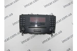 Б/У Mercedes Аудиосистема Audio 20 для CLK C209 A2098202689