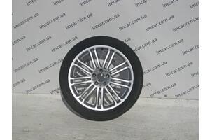 Б/У Mercedes Колёсный диск 9 двойных спиц R19 8.5J ET43 с резиной  S-Class W221 A2214011602