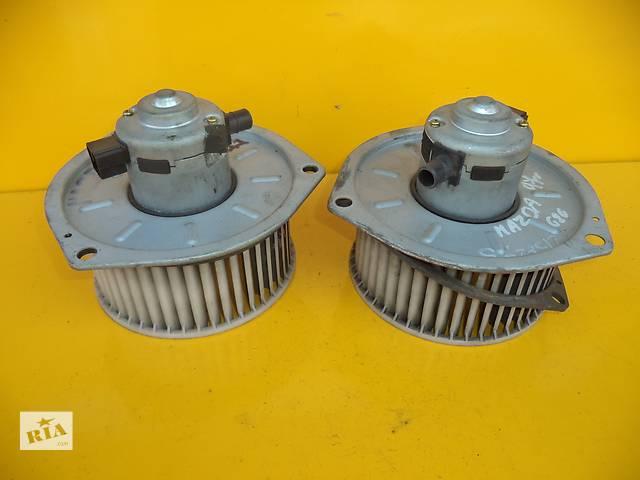 Б/у моторчик печки для легкового авто Mazda 626 (GE)(92-97)- объявление о продаже  в Луцке
