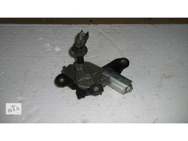 Б/у моторчик стеклоочистителя задній для легкового авто Nissan Qashqai 2008- объявление о продаже  в Коломые