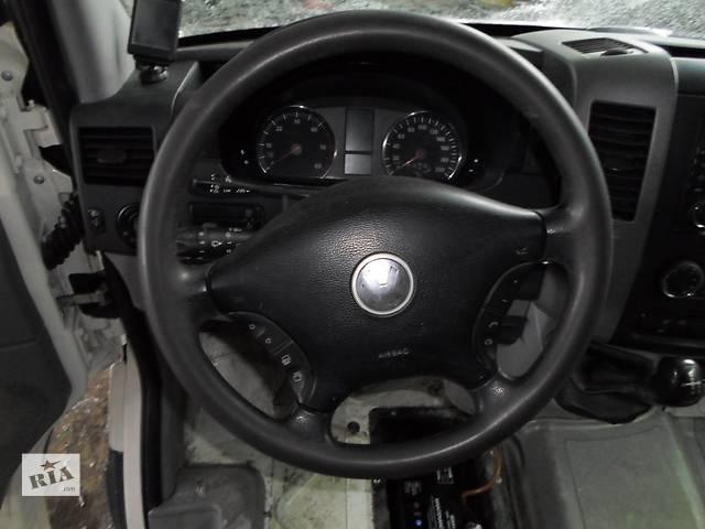 бу Б/у Мульти руль для Mercedes Sprinter W906 Фольксваген Крафтер 06-11 в Рожище
