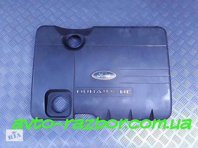 купить бу Б/у Накладка декоративная верхняя защита двигателя DURATEC HE 2.0 16V Ford Mondeo mk 3 00-07  в Виннице