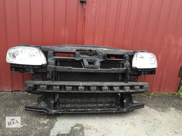 продам Б/у панель передняя для легкового авто Volkswagen Caddy бу в Луцке
