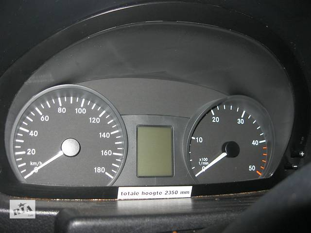 бу Б/у панель приборов/спидометр Mercedes Sprinter 2.2 cdi 2006- в Ровно