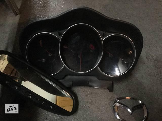 продам Б/у панель приборов/спидометр/тахограф/топограф для легкового авто Mazda RX-8 бу в Киеве