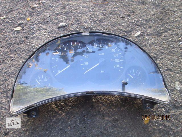 бу Б/у панель приборов/спидометр/тахограф/топограф для легкового авто Opel Combo 2005 в Корсуне-Шевченковском