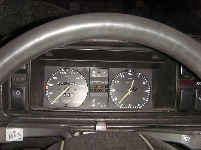 купить бу Б/у панель приборов/спидометр/тахограф/топограф для легкового авто Volkswagen Golf II в Борщеве (Тернопольской обл.)
