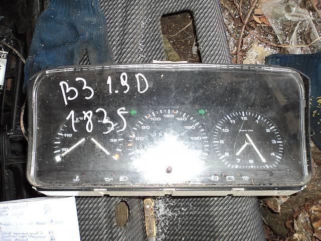 Б/у панель приборов/спидометр/тахограф/топограф для легкового авто Volkswagen Passat B3- объявление о продаже  в Шацке