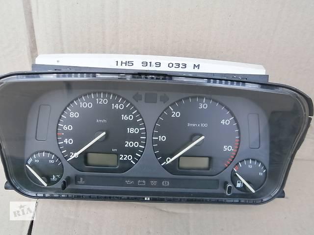 продам Б/у панель приборов/спидометр/тахограф/топограф для легкового авто Volkswagen Vento 1.9Д/ТД бу в Городке (Хмельницкой обл.)